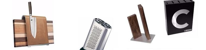 Transport et rangement des couteaux de cuisine for Rangement couteau cuisine