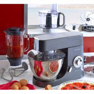 KENWOOD ROBOT CHEF PREMIER GRAPHITE