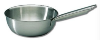 SAUTEUSE EVASEE EN INOX BOURGEAT TRADITION 20 CM