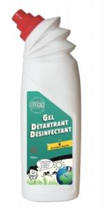 GEL DÉSINFECTANT WC L'EFFICACE - FLACON DE 500 ML