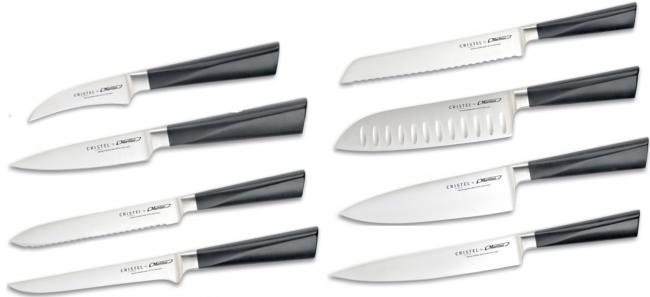 Offre De 8 Couteaux De Cuisine Marttiini Kitchen Vintro